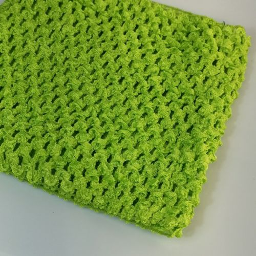 "Lime Green | 6 "" Top"